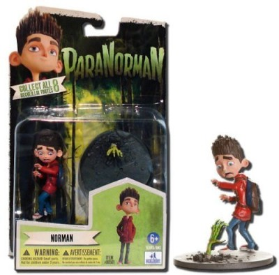 Huckleberry Toys Paranorman Norman Babcock With Hand 4Inch