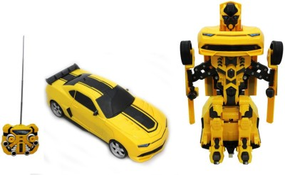 Shopaholic Modern Technological Dynamic Changeable Super Power Robot Car -Tt661