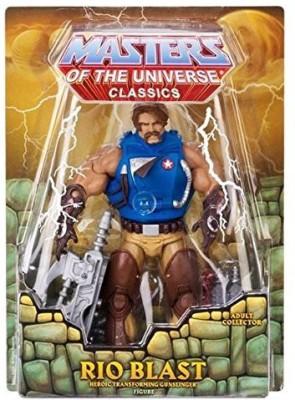 Masters of the Universe Classics Rio Blast Matty