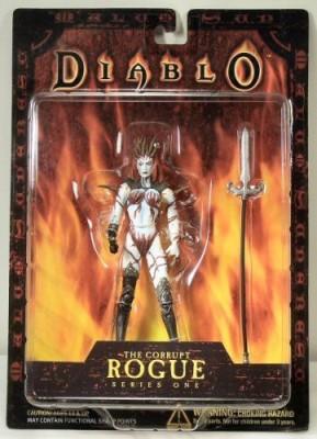 Blizzard Entertainment Rogue Diablo Series One(Multicolor)