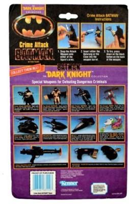 Dark Knight Collection Crime Attack Batman