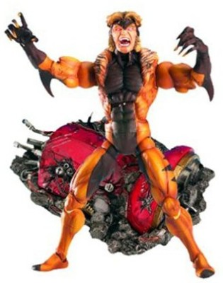 Toy Biz Marvel Legends Xmen Sabretooth Series V
