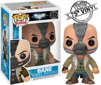 Pop Funko Dc Heroes 20 Dark Knight Rises Bane