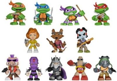 Teenage Mutant Ninja Turtles Funko 4445 Mystery Minis Blind Box Vinyl