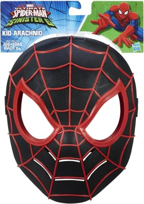 Funskool Spider Man Kids Arachnid Hero Mask Action Figure