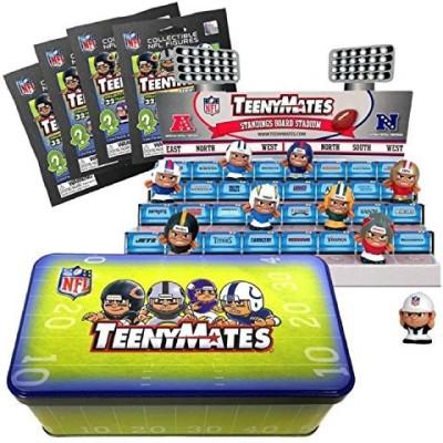 TeenyMates NFL TeenyMates Series 4 Collector Tin Set