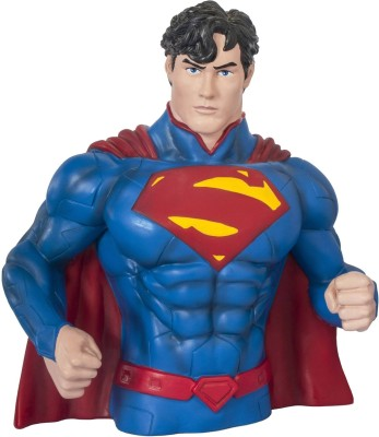 DC COMICS DC Comics Superman New 52 Bust Money Bank