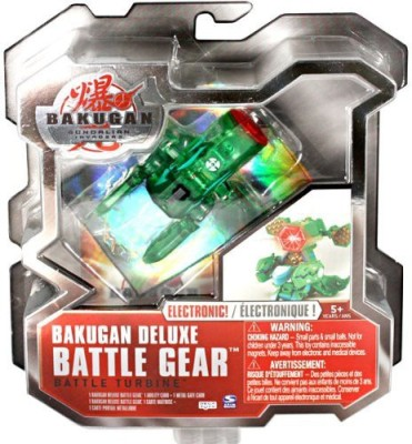 Spin Master Bakugan Deluxe Battle Gear Vilantor Gear (Colors Vary)