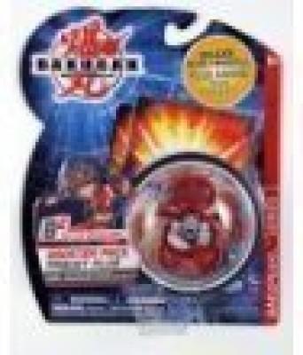 Bakugan Bakupearl Hammer Gorem (Red Pyrus) B2 Booster Pack