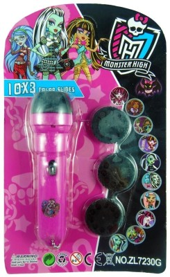 Monster High Projection Torch