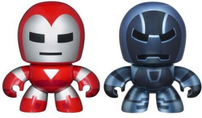 Hasbro Marvel Avengers Mini Mighty Muggs 2 Pack Silver Centurion