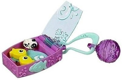 Littlest Pet Shop Doables Kitty With A Sardine Can