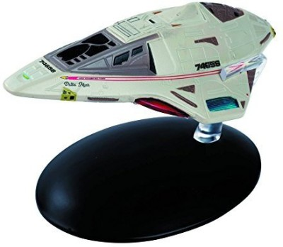 Eaglemoss Publications Star Trek Starships Figurine Collection Magazine Special