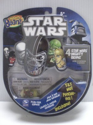 Mighty Beanz Star Wars Tuskin Raider 30 4 Pack Assortment