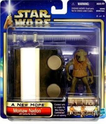 Toy Rocket Star Wars Episode 2 Deluxe Momaw Nadon (Hammerhead)