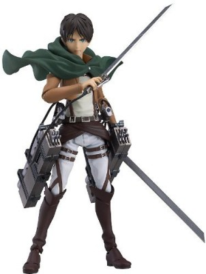 Max Factory Attack On Titan Ellen Yeager Of Figma Advance
