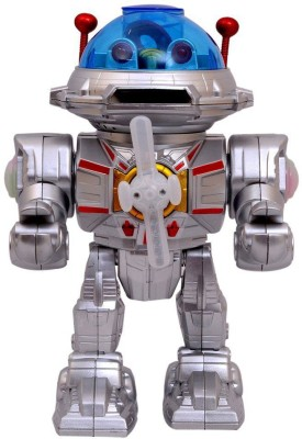 Rey Hawk Super Star Defender Fighting Robot