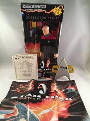 Star Trek Generations 1994 Captain Jeanluc Picard 8