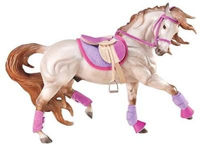 Breyer English Riding Set Hot Colors