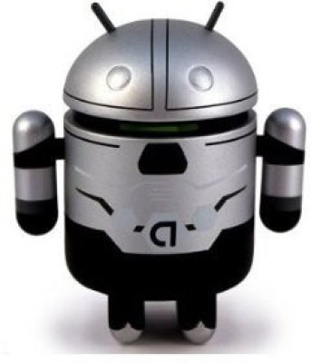 DYZ Plastics Android Mini Collectible Summer Villains Cycleon Special