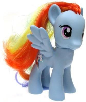 My Little Pony 3 Inch Loose Collectible Pony Rainbow Dash