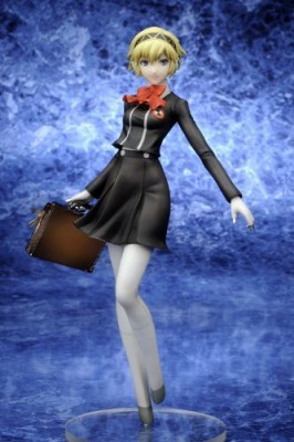 quesQ Persona 3 Portable Uniformed Version Aegis Pvc