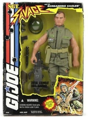 G.I. Joe Sgt. Savage Total Combat 12