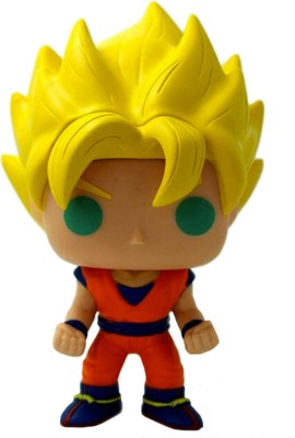 Anokhe Collections Super Saiyan Goku Pop Action Figure
