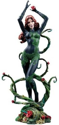 DC COMICS Collectibles Comics Cover Girls Poison Ivy Statue