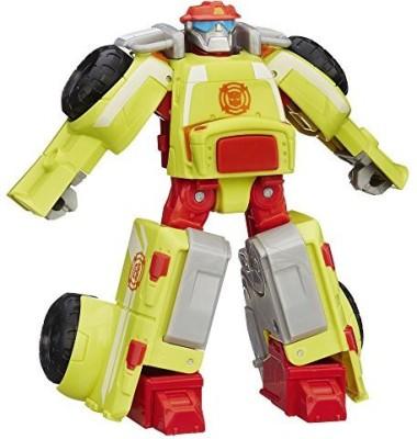 Playskool Heroes Transformers Rescue Bots Heatwave The Firebot