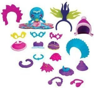 Spiderman Zoobles Spring To Life Deluxe Dressoobles With Ludwig Set