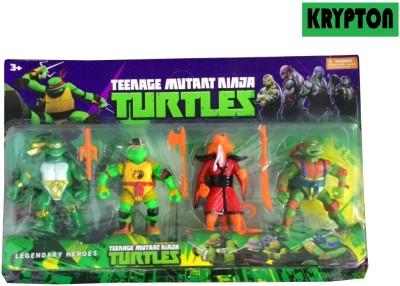 Krypton Teenage Mutant Ninja Turtles - ( Legendary Heros )