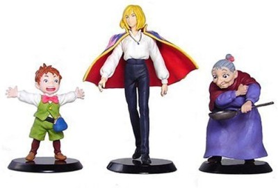 Cominica Studio Ghibli Image Model Collection Howl,S Moving Castle