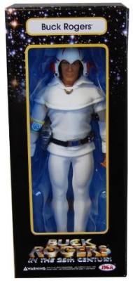 Buck Rogers 8In Cloth Retro Collectors