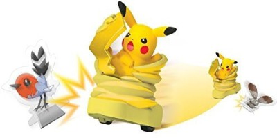 Tomy Pokmon Quick Attackers Pikachu
