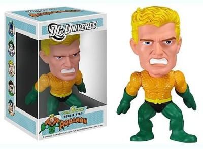 Funko Aquaman Dc Universe Force Bobblehead