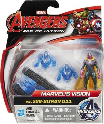 Marvel AVENGERS MARVEL,S VISION VS SUB ULTRON 011 - B3421