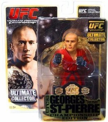 UFC Ultimate Collector Series 8 George