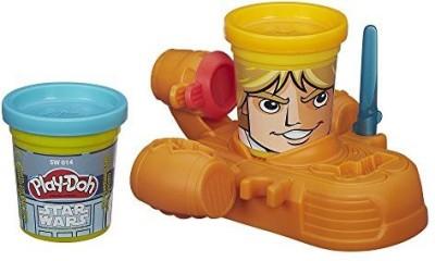 Play-Doh Star Wars Luke Skywalker And R2D2 Canheads
