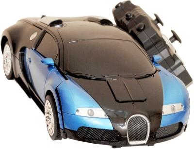 Tabu Vonverts Car in to Robot