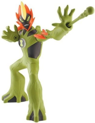 Ben 10 Swamp Fire 6 Inch Dna Alien Heroes