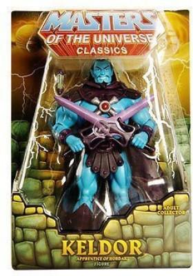Masters of the Universe HeMan Classics Exclusive Action Figure Keldor