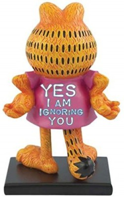 WL 5 Inch Yes I Am Ignoring You Garfield Collectible Figurine