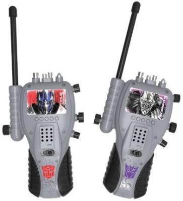 Transformers 4 Walkie Talkies