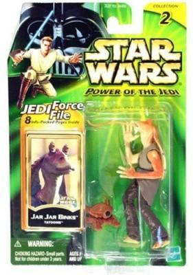 Star Wars Power Of The Jedi > Jar Jar Binks (Tatooine)