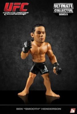 UFC Ultimate Collector Series 9 Ben