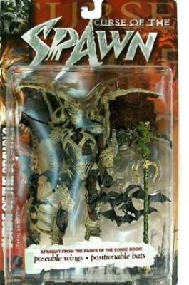 Spawn Mcfarlane 13 Curse Of The 2 1998 67 Inch