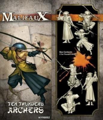 Wyrd Miniatures 20702 Ten Thunders Archer M2E 3