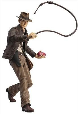 Indiana Jones Figma Indy Jones (Nonscale Abs+Pvc Colored )