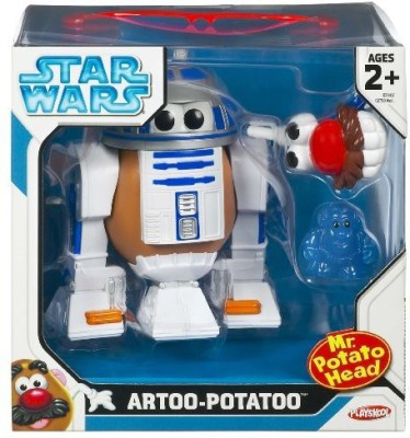 Mr Potato Head Playskool Star Wars - Legacy Artoo Potato